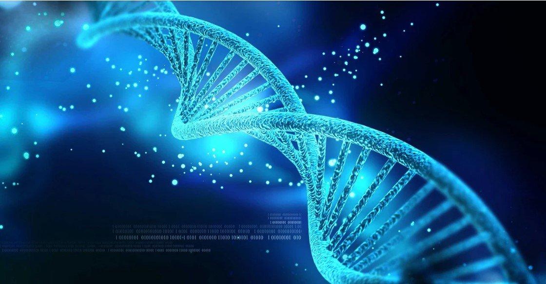 Healy Resonance DNA Helix Image
