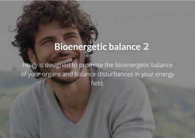 Bioenergetic Balance 2