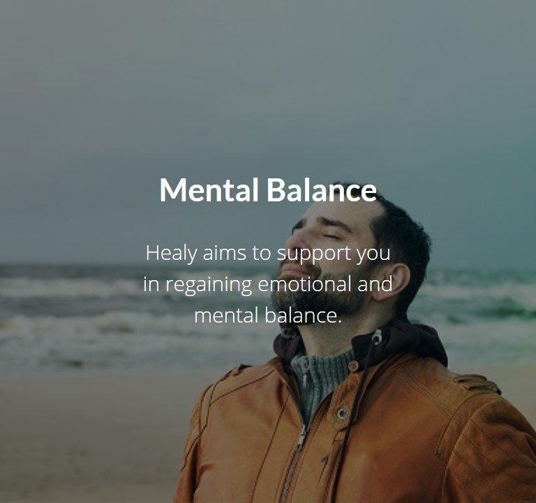 Healy Mental Balance Programs Image
